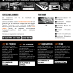 Responsive Website - Startseite